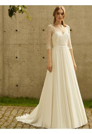 Für braut standesamtkleid ältere Hochzeitskleidung für