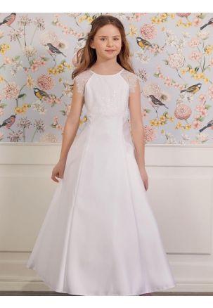 Kleider online shop kommunion Kommunionkleider online