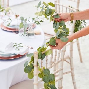 Ginger Ray BR-307 Botanical Wedding Eucalyptus Girlande