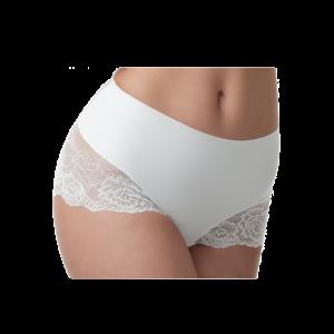 Poirier 15-925 Mid Waist Lace Short