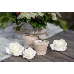 Santex Rosen Weiß