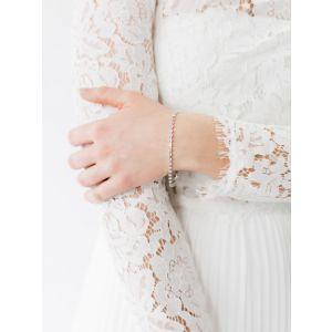 Sophia | Armband Braut - Abrazi AC-PP24-RL