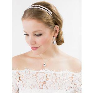 Abrazi Ohrringen Hochzeit O6-M2