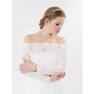 Nina   Kette Hochzeit - Abrazi K1SP-12-650-OS