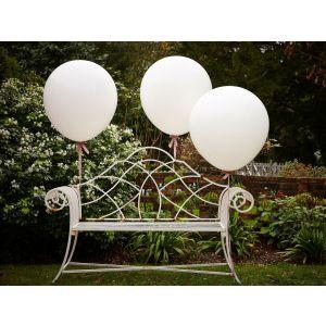 Ginger Ray AF-646 Vintage Affair Große Weiße Luftballons