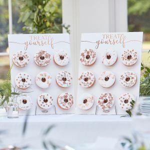 Ginger Ray BR-352 Botanical Wedding Donut Wände