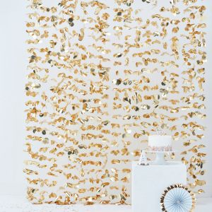 Ginger Ray PM-422 Pick & Mix Pastel Goldener Hintergrund