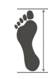 Schuhgrößen Bräutigom